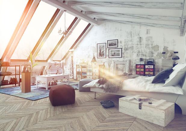 loft conversion shutters