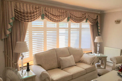 Shutters for Living Room and Bedroom of Home in Brentwood, Essex