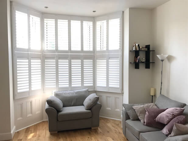 tier on tier shutters belmont surrey