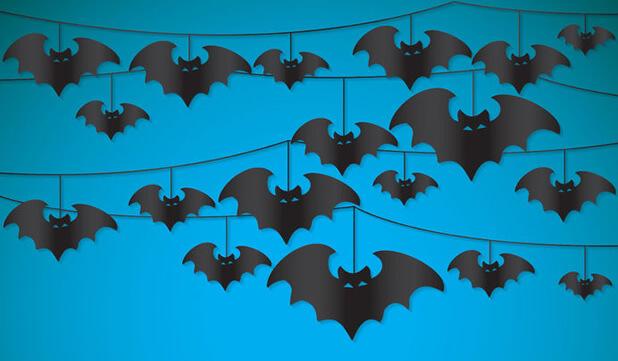 bat bunting