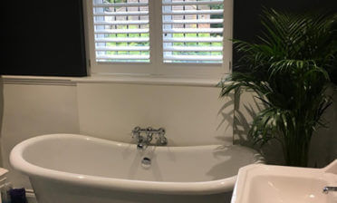 Waterproof ABS Shutters for Bathroom of Home in Swanley, Kent