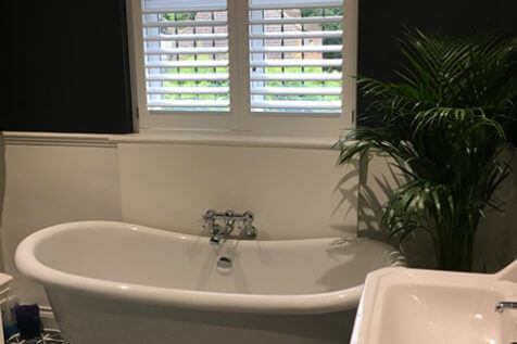 Waterproof ABS Shutters for Bathroom of Home in Swanley, Kent