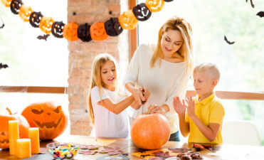 Halloween decor ideas that will make your home Spooktacular!