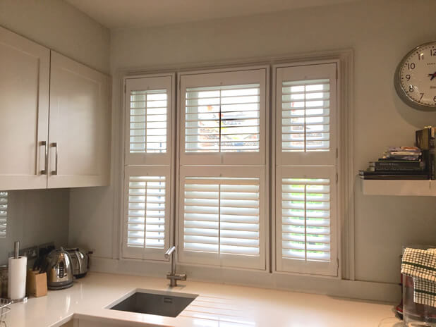 pvc kitchen shutters epsom surrey