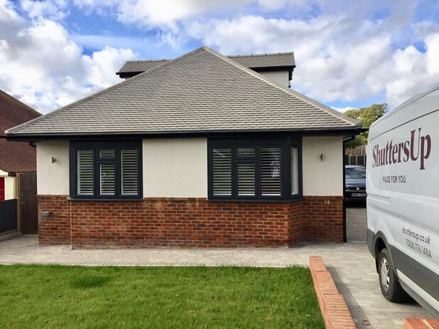 converted bungalow shutters sevenoaks