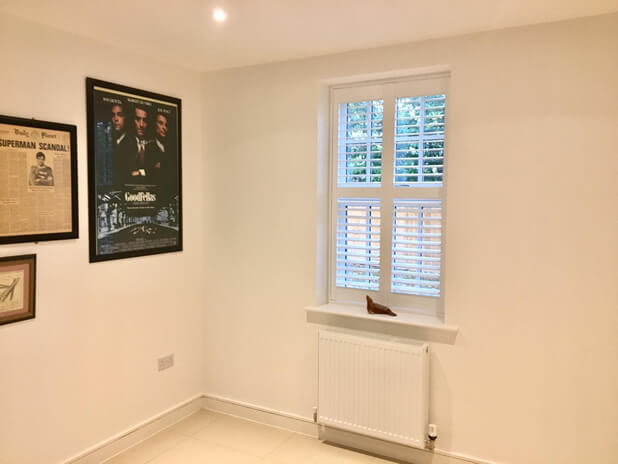 shutters with blinds orpington kent