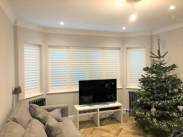 full height shutters tunbridge wells living room