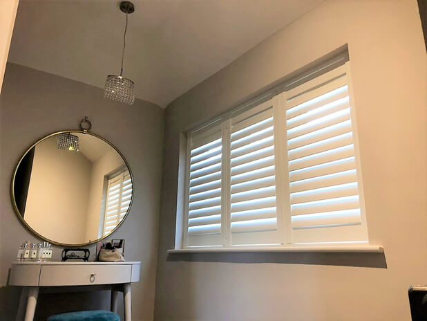 full height shutters tunbridge wells dressing table