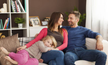 Tips on improving and organising your living room for the New Year!