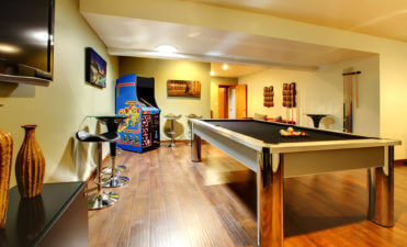 Ideas for creating the ultimate games room or playroom!