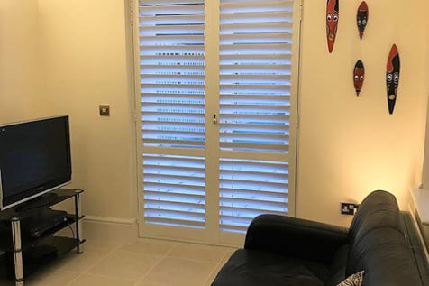 Aluminium Security Shutters for Home in Walton on Thames, Surrey