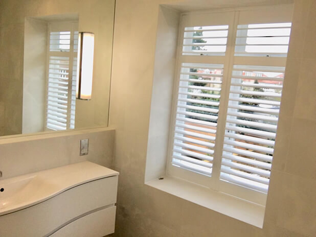 bathroom shutters richmond london 1