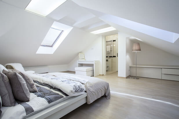 loft conversion bedroom