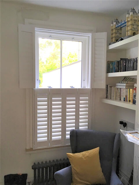 bi folding shutters lewisham london 2