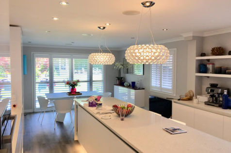 Bespoke Full Height Shutters for Home in East Grinstead, Sussex