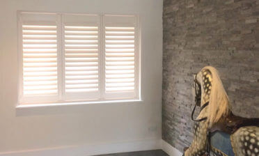 Full Height Fiji Shutters for Home in Tonbridge, Kent