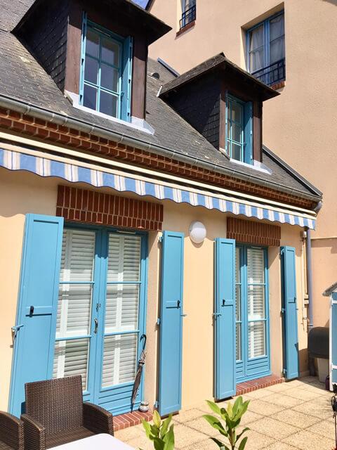 shutters honfleur france 9