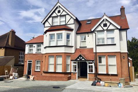 Plantation Shutters for Home Renovation in Beckenham, Kent