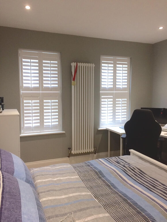 bedroom shutters brixton lambeth 2