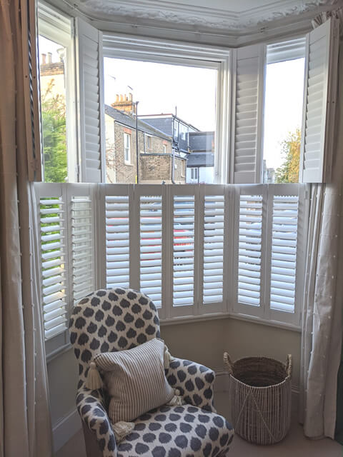 living room bay shutters paddock wood kent 2