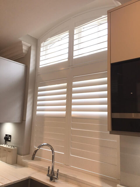 kitchen diner shutters addlestone surrey 4