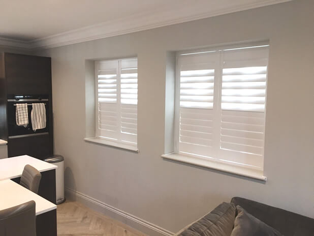 kitchen diner shutters addlestone surrey 5