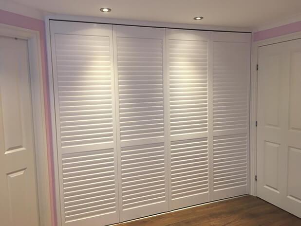 wardrobe shutters cranbrook kent 1