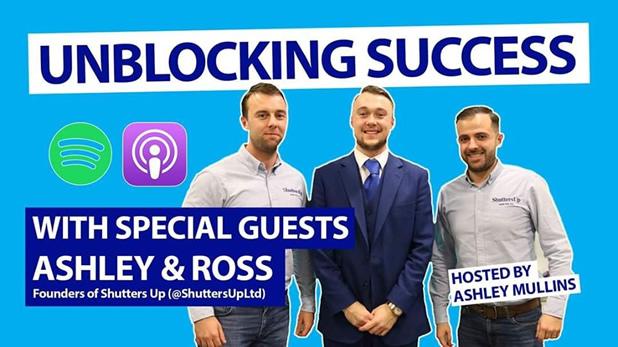 unblocking success podcast