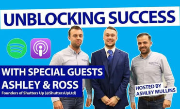 We were on the Pimlico Plumbers Unblocking Success Podcast!