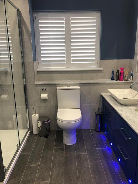 bathroom shutters east dulwich london