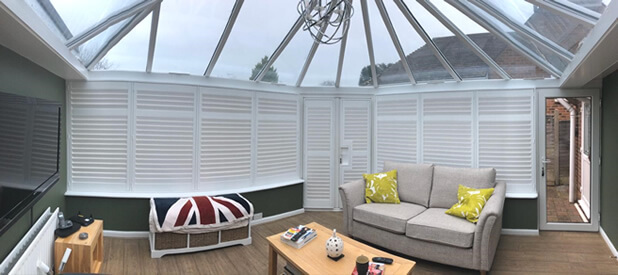 conservatory shutters maidstone kent 2