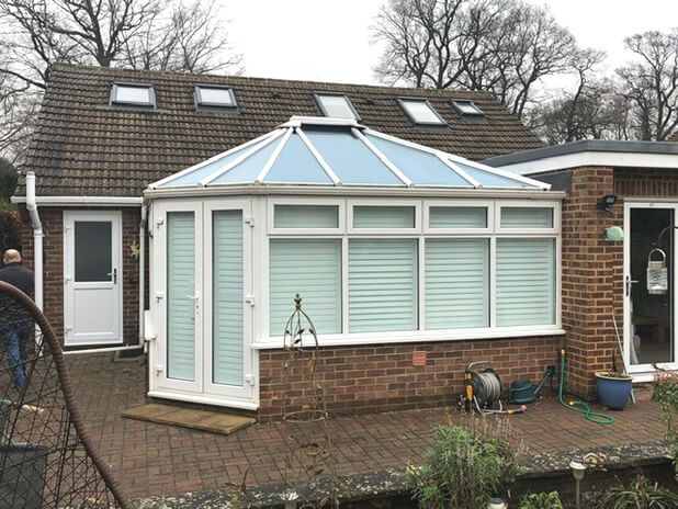 conservatory shutters maidstone kent 3
