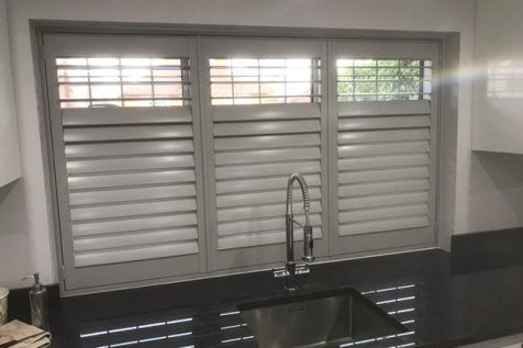Kitchen Window Shutters for Home in Sevenoaks, Kent