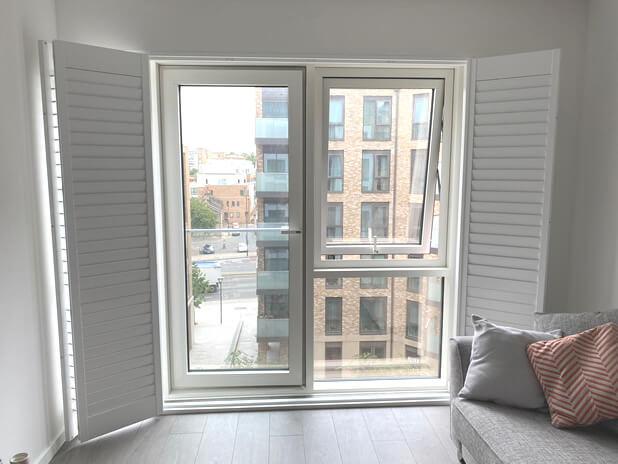 door shutters new build estate sidcup kent 4