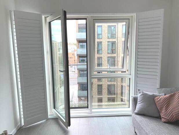 door shutters new build estate sidcup kent 5