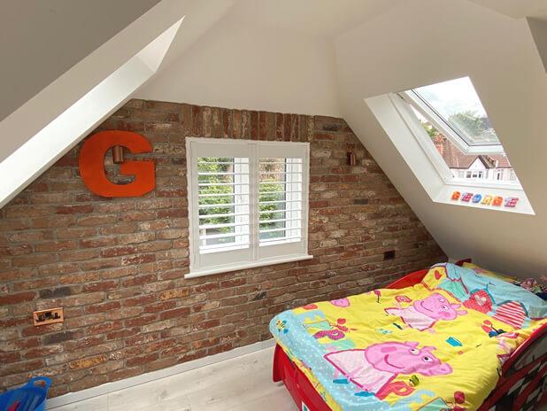 childs bedroom shutters dartford kent