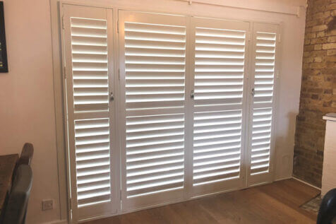 Portchester Security Shutters for Home in Bromley, Kent